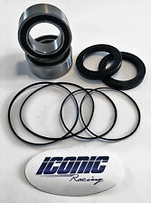06-16 Yamaha YFZ450 YFM700R Raptor 700 Rear Wheel Axle Carrier Bearing Seal Kit