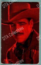 Autographs-original Jack Holt Autographed Album Page Popular Star Of 1940s Westerns D.51 Entertainment Memorabilia