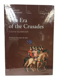 Great Courses DVD The Era of the Crusades by Kenneth W. Hall, Christianity