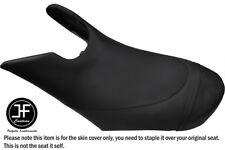 BLACK CUSTOM FOR SEADOO 02-06 GTX DI 4-TEC FRONT VINYL SEAT COVER + STRAP