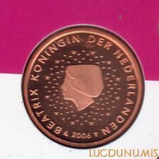Pays Bas 2006 5 Centimes d'euro FDC BU Pièce neuve du coffret BU 50000 Exemplair