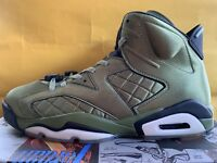 "JORDAN 6 RETRO PINNACLE ""FLIGHT JACKET"" NIKE AIR sz 10"