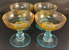 4 COUPES A CHAMPAGNE  ANCIENNES GEORGE SAND