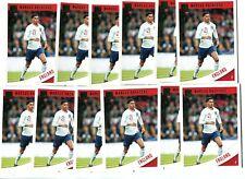 (12) 2018-19 Donruss Soccer Marcus Rashford Lot #124 ENGLAND