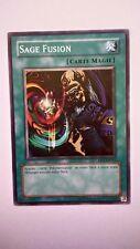 Cartes Yu Gi Oh Sage Fusion DP1-FR015
