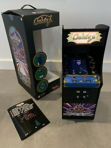 GALAGA Quarter Arcades 1/4 Scale Replica Arcade Cabinet By Numskull