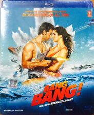 Bang Bang - Hrithik Roshan, Katrina Kaif - Hindi Movie Bluray Region Free Subtit