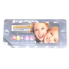 Dental orthodontic ceramic bracket roth 022 Monocrystalline Sapphire R2S-5H5