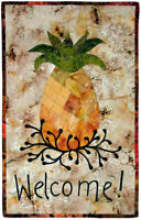 -Laundry Basket Quilts -  Pineapple - Raw Edge Patterns