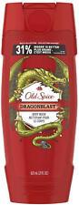Old Spice Dragonblast body wash / showergel 621 ML for men