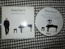 Mike Batt – A Songwriter's Tale Label: Dramatico – DRAMCD0037 CD Album