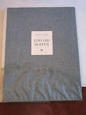 "EDWARD HOPPER ""A SILENT WORLD"" - PORTFOLIO - 8 PRINTS - 17"" X 13"" - SEE PICS"