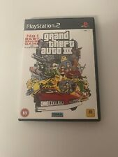Grand Theft Auto 3 ps2 With Map