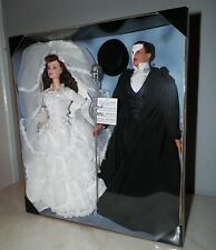 BARBIE & KEN PHANTOM OF THE OPERA DOLLS NIB 1998 MADE FOR FAO SCHWARZ
