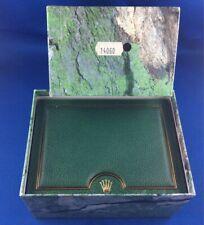 ROLEX SUBMARINER 14060 BOX VINTAGE