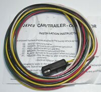 starcraft wiring harness starcraft jayco 8 way plug wiring harness ebay  starcraft jayco 8 way plug wiring