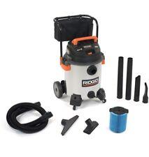 RIDGID Stainless Steel Wet/Dry Shop Vacuum 16 Gallon 6.5 peak HP Wet Dry NEW Vac