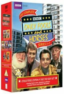 Only Fools And Horses Complete Series 1-7 1 2 3 4 5 6 & 7 DVD New & Sealed