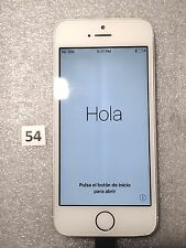 Apple iPhone 5S 16Gb A1533 Silver Bell #54