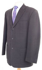 "AUSTIN Reed ""Sport"" grigio 100% lana men's Relaxed Fit Sports Giacca 44r"