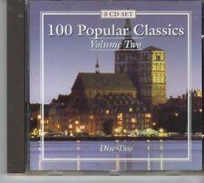 (ES477) 100 Popular Classics, Vol. 2 [Disc 2] - 1998 CD
