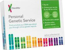 23andMe - Personal Genetic Service - Saliva Collection Kit