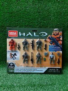 Mega Construx | Halo Infinite | UNSC | Marine Platoon Pack | Sealed |