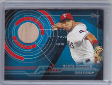 Elvis Andrus 2014 Topps GU Game Used Bat Relic Card #TA-EA Texas Rangers