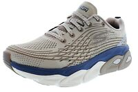 SKECHERS MEN'S MAX CUSHIONING ULTIMATE - STABILITY 4E WIDTH RUNNING SHOES