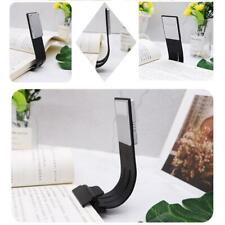 Dimmable Led Reading Book Light Mini Clip on Flexible Usb Home Rechargeable Kit