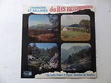 Chansons et ballades des iles britanniques LINDEN SINGERS & PLAYERS IAN HUMPHRIS