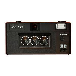 RETO 3D Film Camera