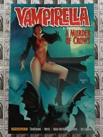 Vampirella TPB (2012) Dynamite - Vol #2, A Murder of Crows, Softcover, NM (New)