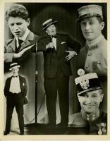 Maurice Chevalier 1963 Original Press TV 7x9 Photo