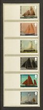 GB Stamps: BLANK Post and Go Working Sail
