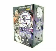 Panini Illusions NBA Basketball Blaster Exclusive 2019-2020 Trading Cards Box