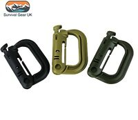 Single Rapid Locks - Survival, MOLLE, MOD, Army, Airsoft, Skirmish, Bug Out,