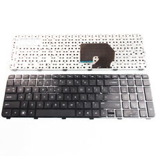 Laptop US Layout Keyboard For HP NSK-HJ0US SN5111 634016-001 90.4RN07.P01