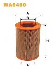 WIX FILTERS WA6400 AIR FILTER  PA528484C OE QUALITY