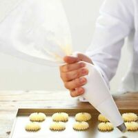 Reusable Cotton Icing Piping Pastry Bag Cake Cream Decorating Bags Fast shipping