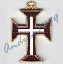 Badge of the Order of the Knights of Our Lord Jesus Christ - Portugal