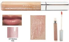 baby pink FABULOUS PINK Color Sensational Shine Gloss by Maybelline