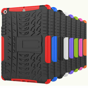 For Apple iPad 7.9'' 9.7'' 10.2'' 11'' Tablet Heavy Duty Rugged Shockproof Case