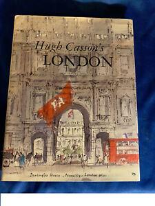 Hugh Casson's London Hardcover Book