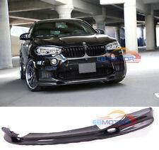 Carbon Fiber Front Lip Spoiler Auto Body For BMW F86 X6M F85 X5M 2015UP B431