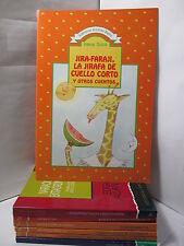 JIRA-FARAJI LA JIRAFA DE CUELLO CORTO OTROS Spanish Literature Libros EN Espanol