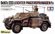Tamiya 1/35 Sd.Kfz.223 Armoured Car with etched parts # 35268