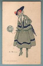 A. BIANCHI donnina / glamour / Il suo avvenire!... 808-2