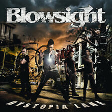 Blowsight - Dystopia Lane (CD)