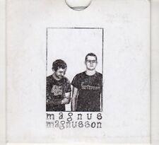 (HT150) Magnus Magnusson, 4 track sampler - DJ CD
